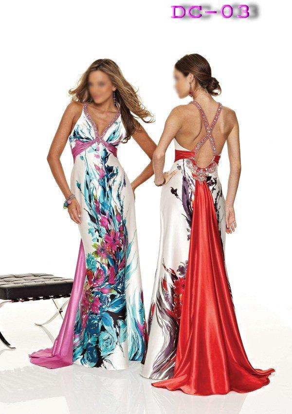 Latest Stunning Evening Dress Buy Long Evening Dressescolourful