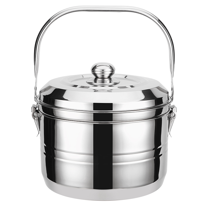 Besar Pot Sihir Thermal Cooker Stainless Steel Termos Thermal Magic Cooker