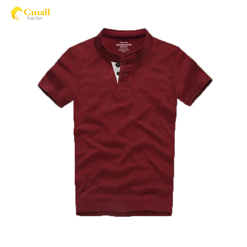 fc4b4f80ae24e Buy Polo Shirt Men Short Sleeve Solid Mens Polo Shirt Brands Business  Casual Camisa Polos Masculina Camisas Masculinas Polo De Marca in Cheap  Price on ...