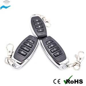 roller shutter remote control duplicator with learning and rolling code 433.92 mhz