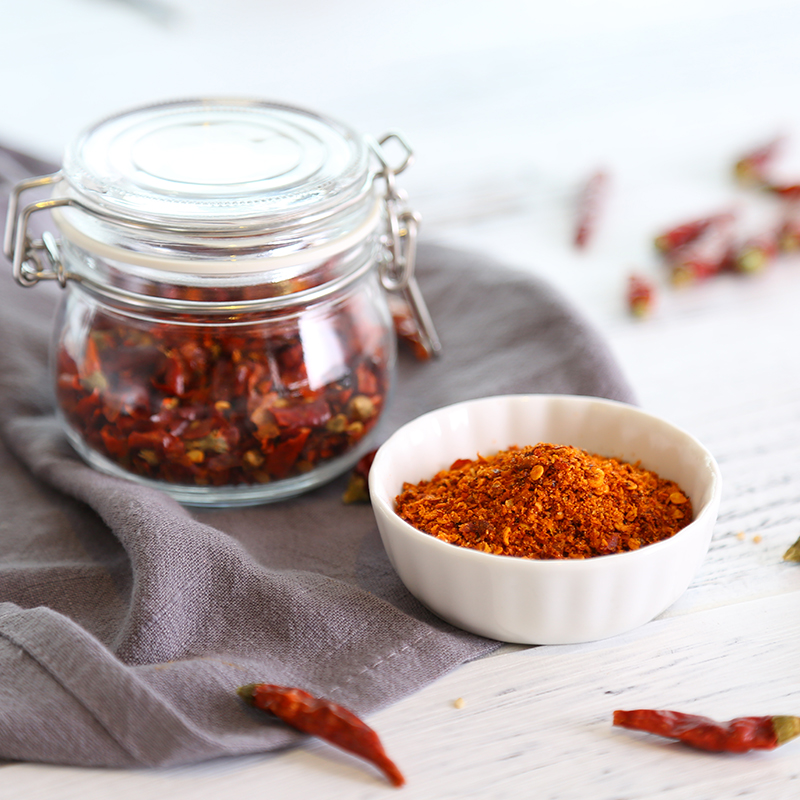 100% best price and quality refined red spicy flavor chili powder
