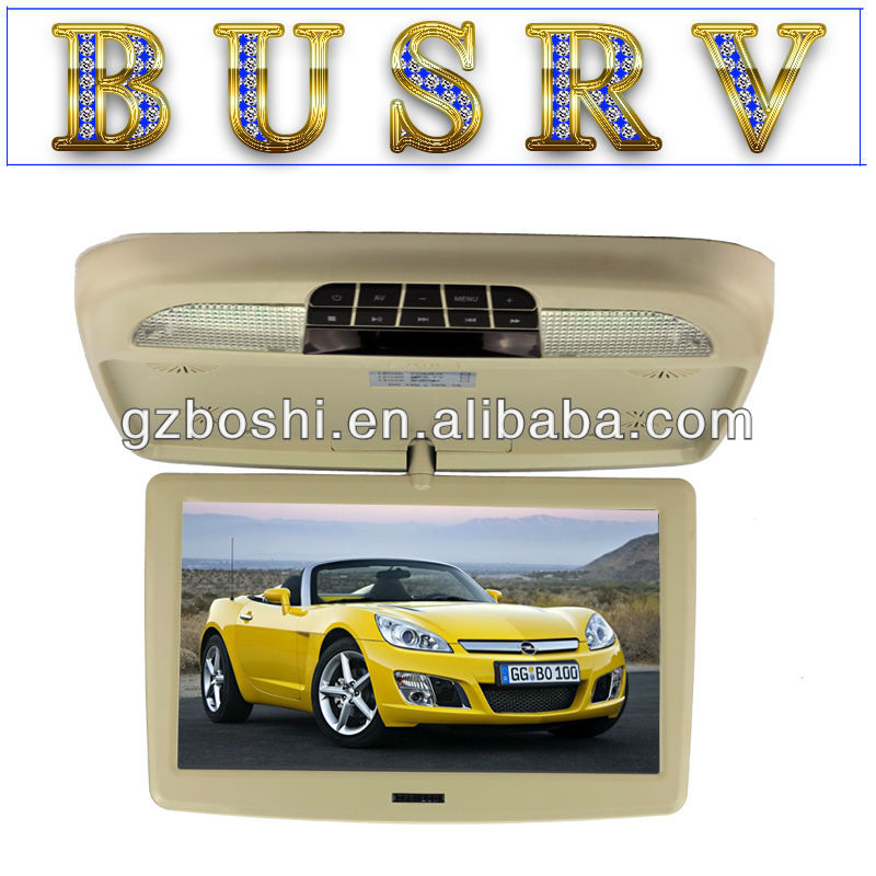 2013 New Hot Model 12 Inch Super Slim car dvd player
