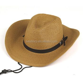 Wholesale Large Jb Mauney Orange Cowboy Hat Crochet Baby Cowboy Hat