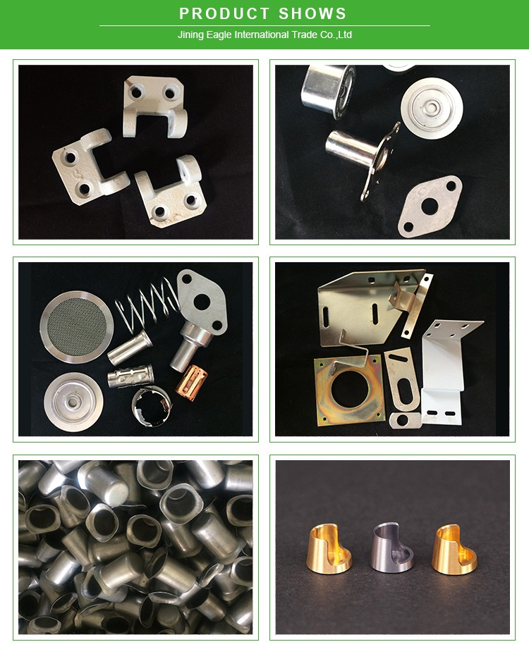 Creative Deep Drawing Steel Stamping Parts Products Process