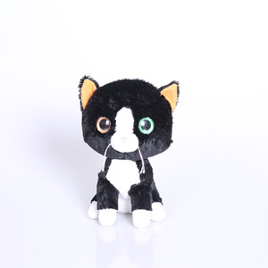 Plush Black Cat Toy Plush Black Cat Toy Suppliers And Manufacturers