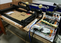 co2 laser rails whole kit to make co2 laser machine
