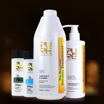 Top Sale Purc Keratin Hair Treatment Sets Best Reviews For Frizz Black Hair Buy Brazilian Straightener Wholesale Keratin Keratin Smooth Treatment Product On Alibaba Com