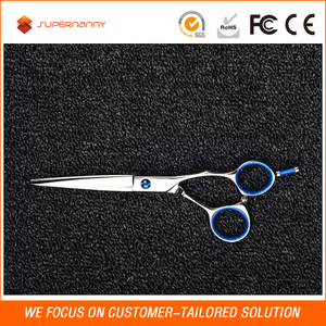 New design beauty salon equipment stainless steel hair cutting scissors and barber tool