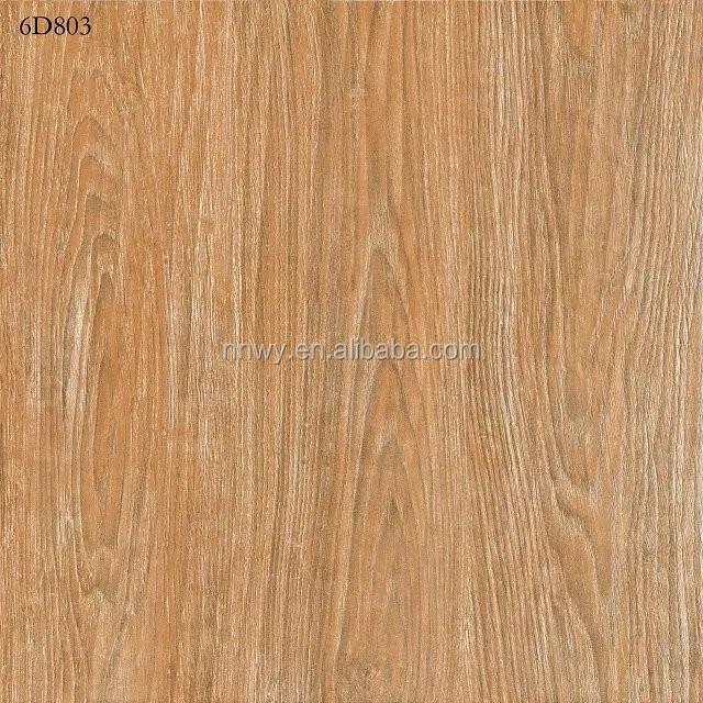 Spanish Floor Tile Matte Finish Ceramic Tiles Outdoor Wooden Vitrified