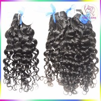 Fashional Hair Products Virgin Indian Remy Hair Unprocessed Human Italy Curly Hair Extension Natural Color Free Fast Shipping