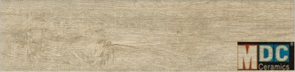 foshan MDC 150*600mm rustic indoor porcelain golden oak wood look tiles