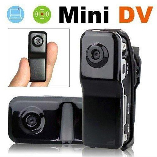 Mini DV DVR Spor Video Kamera Kamera MD80 DC 720x480 Kask Kamera Eylem Kamera