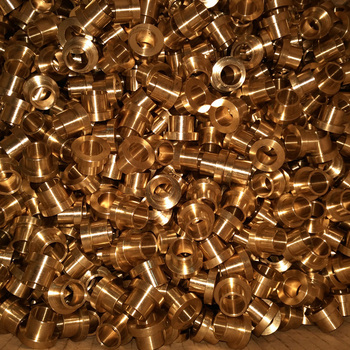 High precision CNC brass machine turn parts