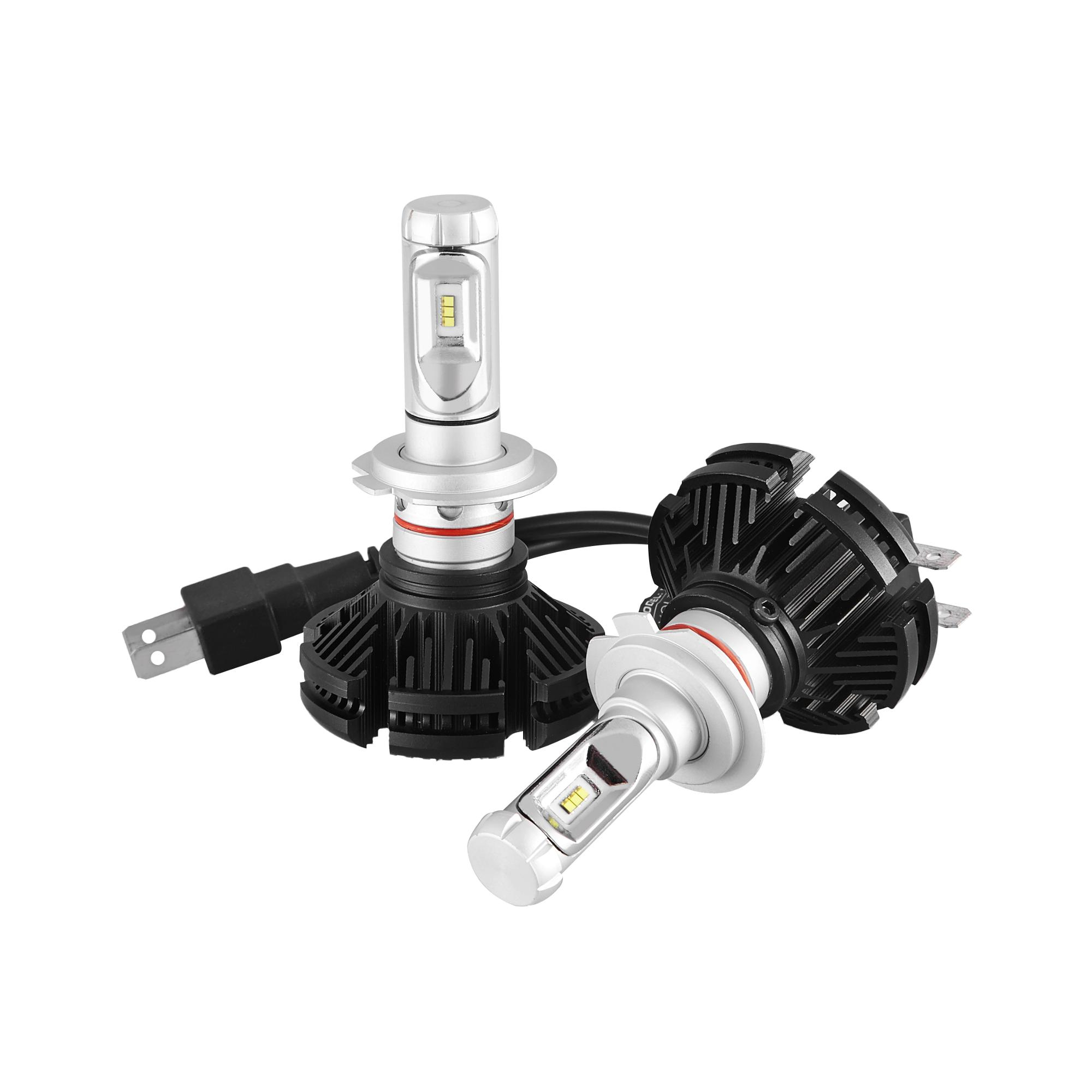 High Power Car Led Light P6 Car Led Headlight Bulbs H11