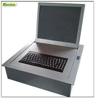 Flip up LCD Monitor Lift for 17 inch LCD Screen