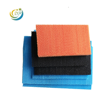 Humidifying PP corrugated air filter material deodorization filter