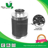 CE authorized for Hydroponics 6 inch Cartridge Active Carbon Filter/air filter cartridge