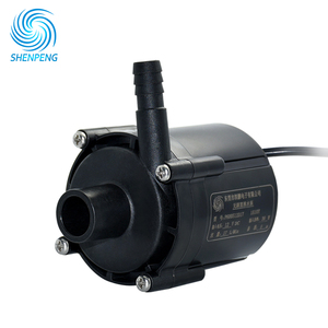 Brushless 12v 24v Mini DC Water Industrial Vacuum Pump