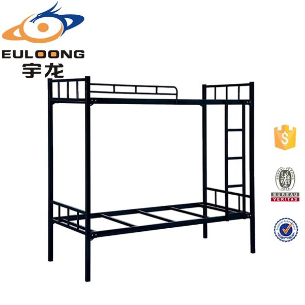 Mobiliario escolar dormitorio metal negro hierro forjado marco de la ...