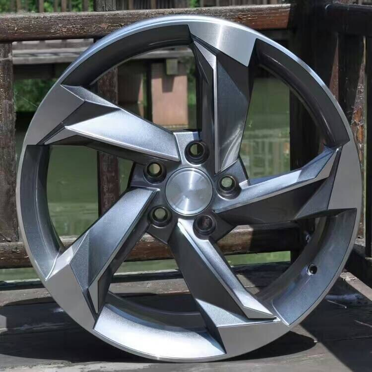 High polished Three-piece Forged Aluminun Wheel /alloy wheel for cars