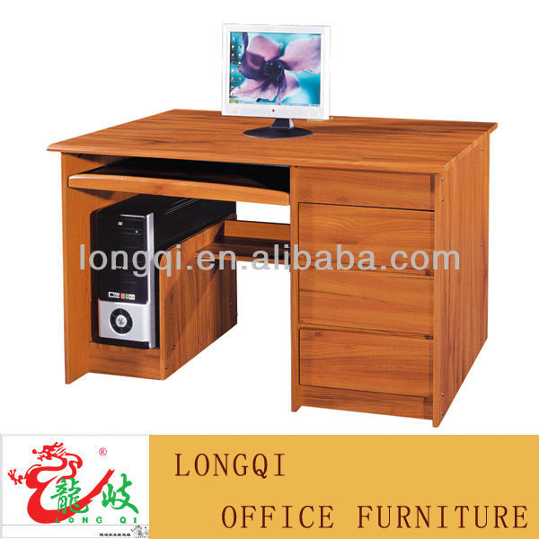 cheap high quality MDF wooden computer table desk laptop desk study table stand