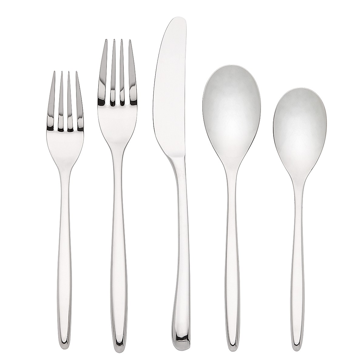 Stainless steel cutlery with ceramic handle/decal print porcelain handle cutlery