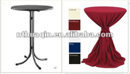 Spandex Bistro Slipcover Lycra Bistro Table Cover Stretch Table