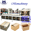 MIC-CLS incredible design and unbelievable quality carton box packing machine