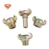 Air hose Female claw Chicago coupling brass geka quick coupling