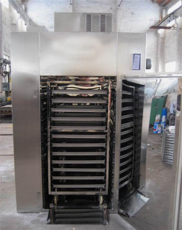 50 kg Hot air circulating fruit drying oven for mango chips dehydration