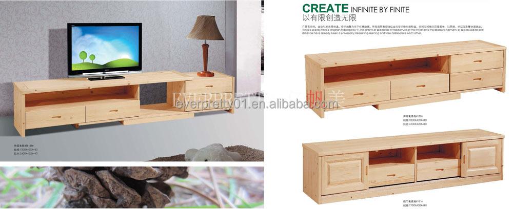 Mueble de la sala muebles de madera maciza armarios de madera ...