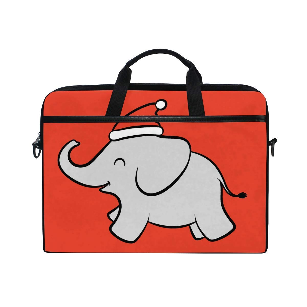 Cute Elephants Suitcase 20 Carry On Personalized