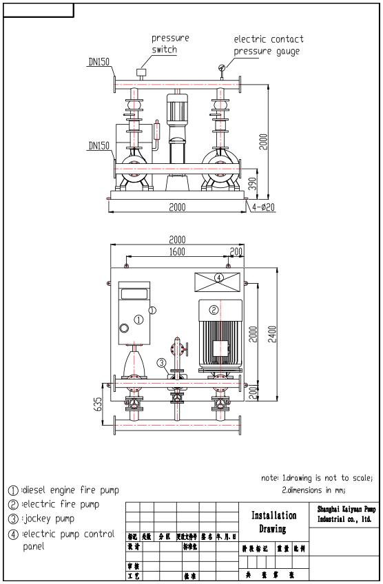 jockey pump control panel wiring diagrams