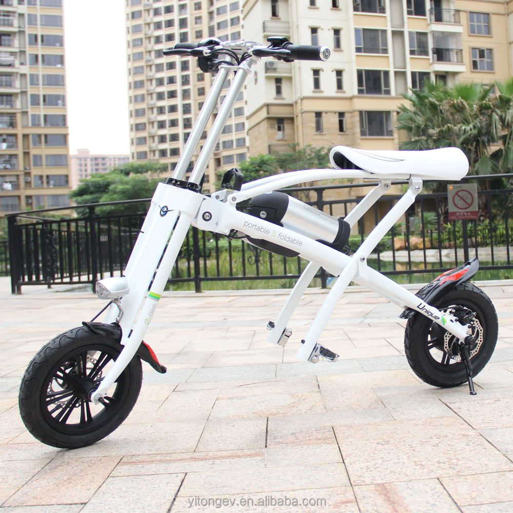 New Arrival Folding Electric Bicycle Potable Bicycle Two Wheel Bicycle Easy take