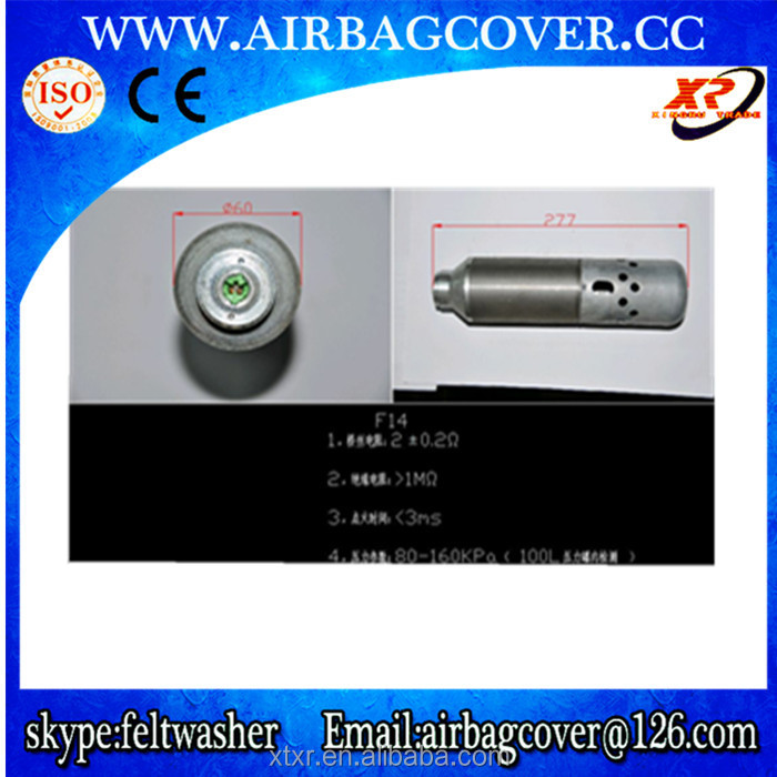 Passenger Airbag Inflator,Driver Airbag Inflator