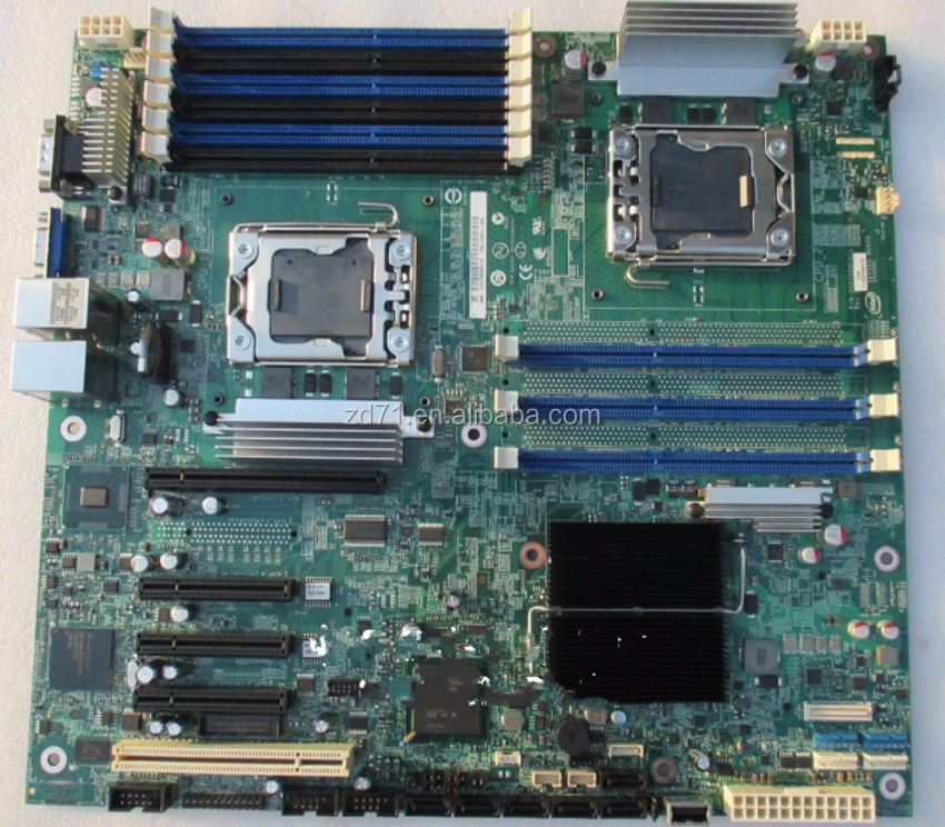 S5520hc Server Motherboard Lga 1366 Support Double Xeon Series 5500  Processors Working S5520hc - Buy S5520hc,S5520hc Server Motherboard,S5520hc