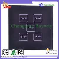 China supplier easy install light zwave switch home automation project dimmer smart switch
