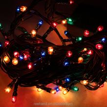 6a382d73e53 Decoración de Navidad 50 LED con Panel Solar  span ...