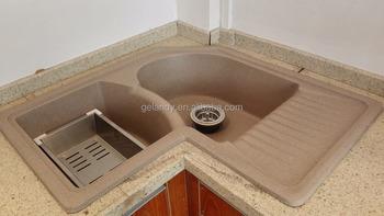 Black Undermount Granite Composite Kitchen Sink Sinks - Buy Black Composite  Kitchen Sink,Undermount Granite Kitchen Sinks,Granite Sink Product on ...