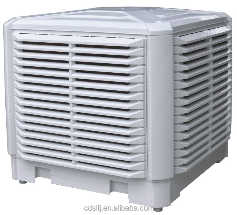 low noise industrial evaporative water air conditioner. Black Bedroom Furniture Sets. Home Design Ideas