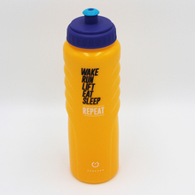 1Lplastic toofeel water bottle, Portable Sports water bottle Carrier