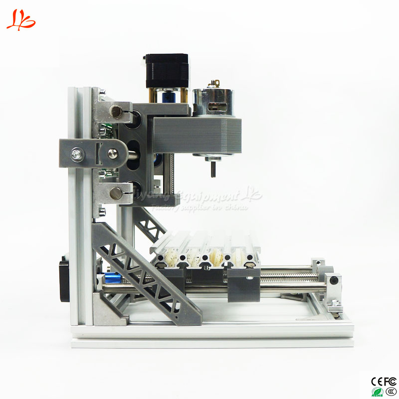 Pcb Milling Machine Wood Carving machine 2 IN 1 mini <strong>CNC</strong> 1610 + 2500mw laser <strong>CNC</strong> engraving machine