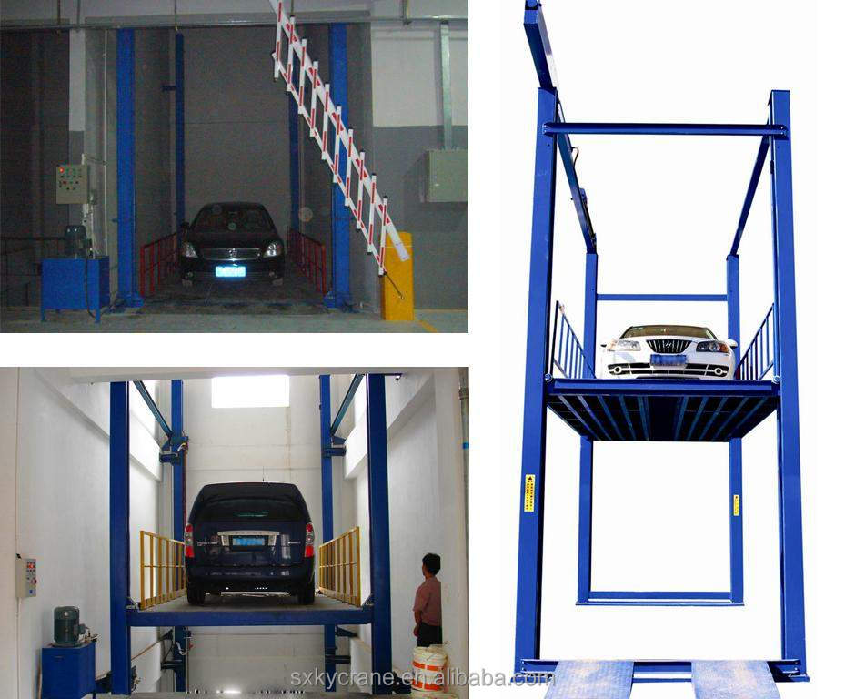 in ground hydraulic car lift price