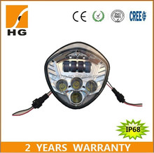 Victory motorcycle led headlight