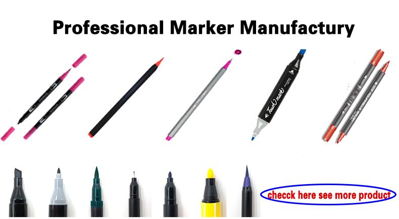 Pennarello pennello Set di Colori sacchetto di Scuola Gli Studenti Artisti Pittura di Disegno della penna della spazzola dell'acquerello set