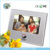 Chinese manufacturer custom digital frames photo with music