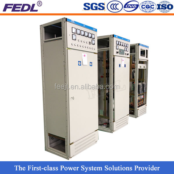 GGD China manufacturer custom electrical LV cubicle switchboard