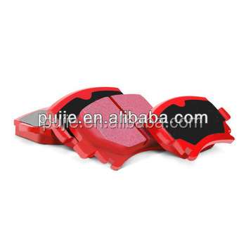 Hand work high performance brake pads factory directly Auto Parts Brake System Brake pad for car