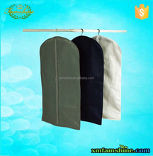 customized non woven uniform cover suit cover garment cover