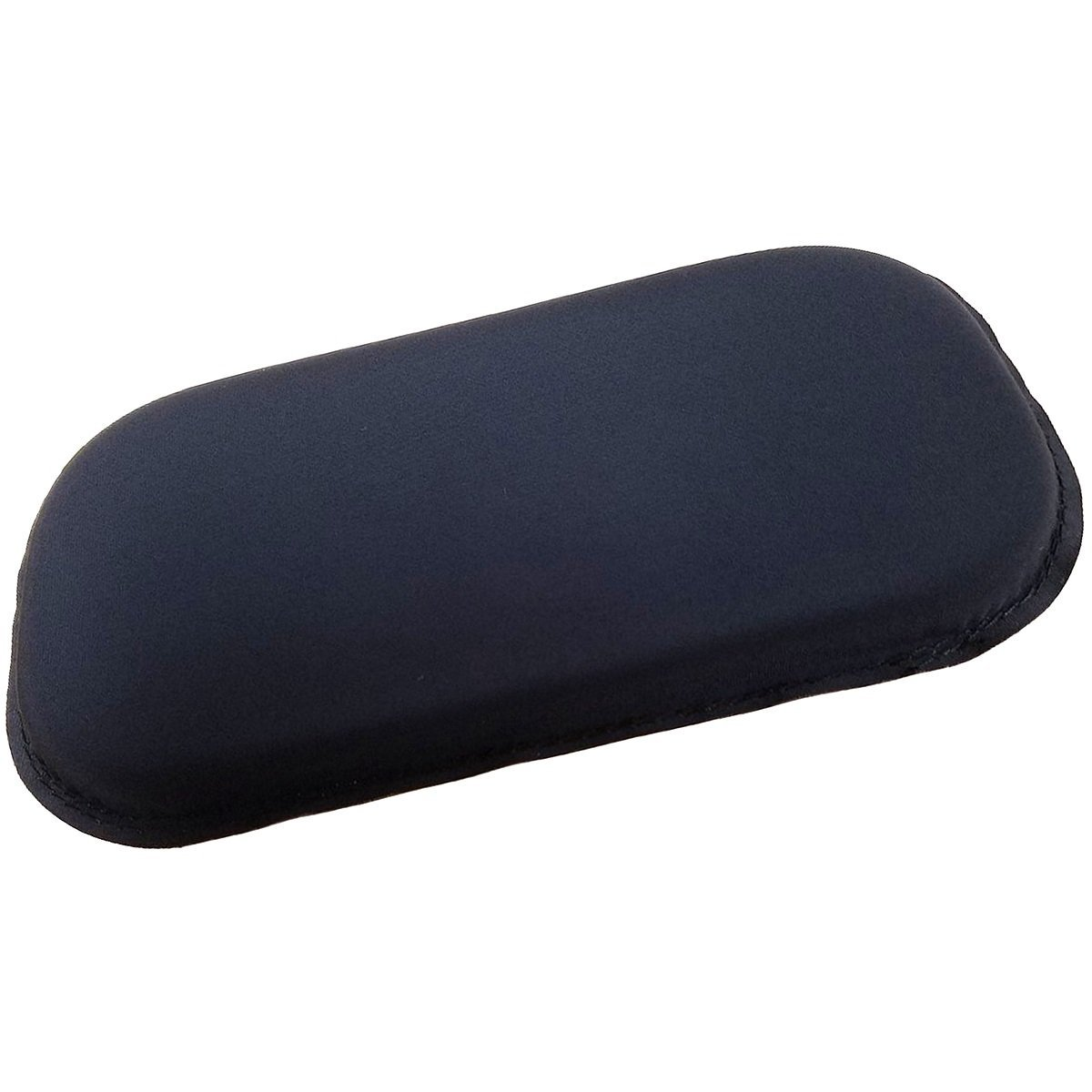 ULTRAGEL ANYWHERE, ANYTIME Arm/Wrist Rest Personal Comfort Gel Pads-SG (Soft Gel)… (4.5x8.5, Black/Non-Slip)